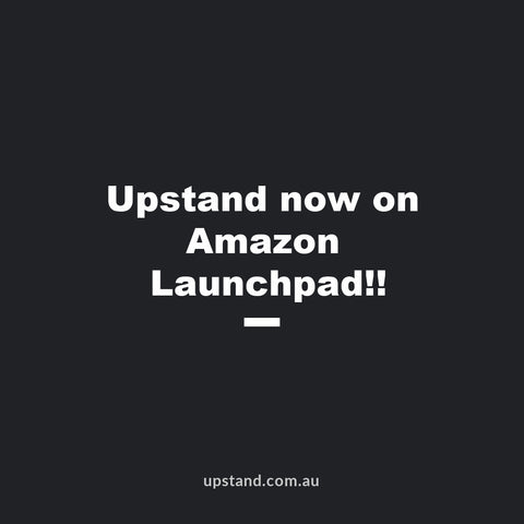 Upstand now on Amazon Launchpad!