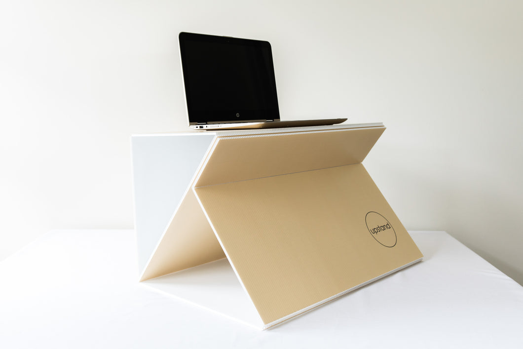 Upstand stand-up desk
