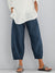 Women Casual Cotton Pants