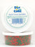 Dec-A-Cake Sprinkles, Red & Green Decor Cups, 3.5 oz (Pack of 12)