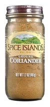Spice Island Ground Coriander Seed, 1.7 oz.