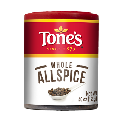 Tone's  Allspice, Whole (Pack of 6)