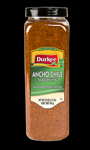 Durkee Ancho Chile Seasoning, 21 oz