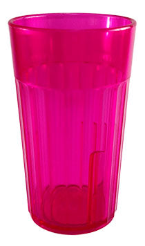 Arrow 6 oz. Rainbow Tumblers, Pink Cup
