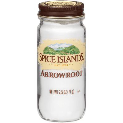 Spice Islands Arrowroot, 2.5oz