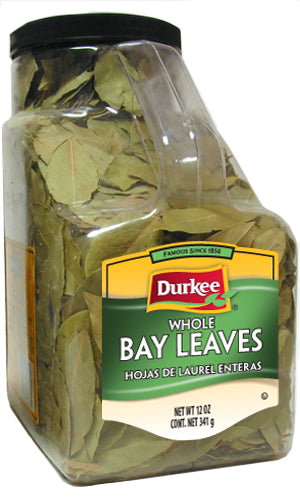 Durkee Whole Bay Leaves, 12 oz