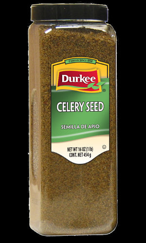 Durkee Whole Celery Seed, 16 oz
