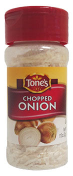 Tone's Chopped Onion, 1.10 oz.