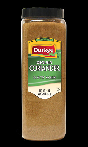 Durkee Ground Coriander, 14 oz