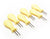 Good Cook Jumbo Corn Skewers, 4 Pack of 6 Skewers.