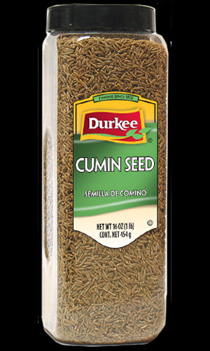 Durkee Whole Cumin Seed, 16 oz