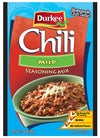 Durkee Chili Seasoning, Mild 1.25 oz