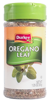 Durkee Oregano Leaves, 1.25 oz