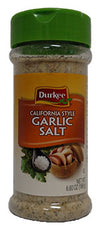 Durkee California Style Garlic Salt, 6.6 oz