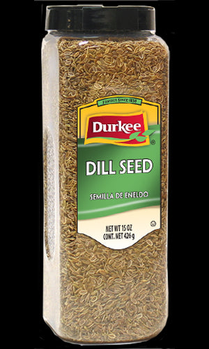 Durkee Whole Dill Seed, 15 oz.