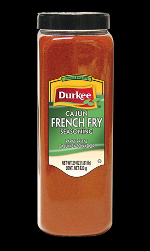 Durkee Cajun French Fry Seasoning, 29 oz