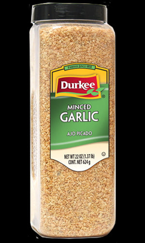 Durkee Garlic, Minced 22 oz