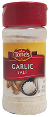 Tone's Garlic Salt, 4.41 oz.