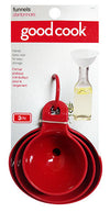 Good Cook Funnels, 3 pack