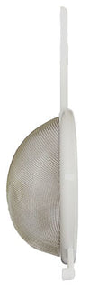 "Good Cook 5.5"" Stainless Steel Mesh Strainer Side View"