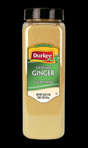 Durkee Ginger, Ground 16 oz
