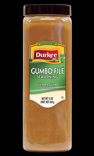 Durkee Gumbo File Seasoning, 13 oz