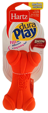 Hartz Dura Play Medium Bone, Bacon Scented