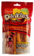 Hartz Oinkies Pig Skin Twists stuffed with Peanut Butter, 8 pack