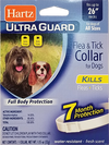 Hartz Ultra Guard Flea & Tick Collar for Dogs, 1 collar