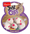 HARTZ Just for Cats Mini Mice Cat Toy