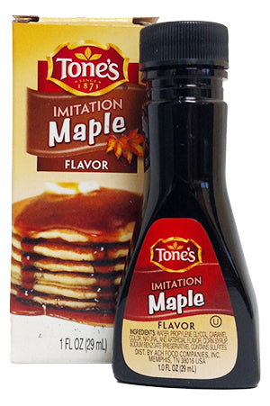 Tone's Imitation Maple, 1 oz