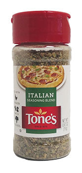 Tone's Italian Seasoning Blend, 0.67 oz.