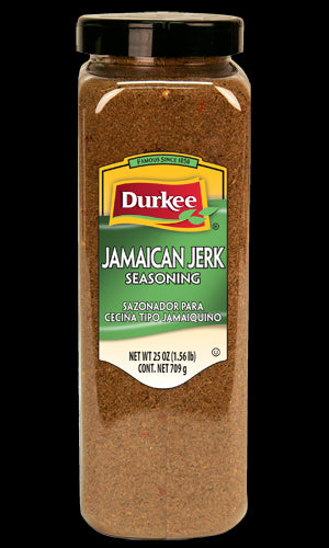 Durkee Jamaican Jerk Season, 25 oz