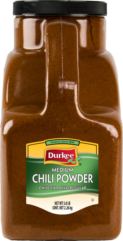 Durkee Medium Chili Powder, 5 lb
