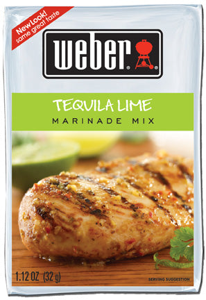 Weber Tequila Lime Marinade, 1.12 oz.