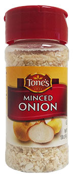 Tone's Minced Onion, 1.88 oz.