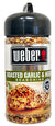 Weber Roasted Garlic & Herb, 5.5 oz