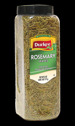 Durkee Rosemary Leaves, Whole 6 oz