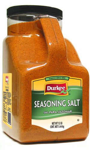 Durkee Seasoning Salt