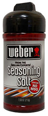 Weber Seasoning Salt, 7.5 OZ