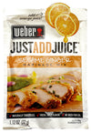 Weber Sesame Ginger Marinade - Just Add Juice 1.12 oz