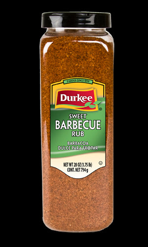 Durkee Sweet Barbeque Rub, 28 oz
