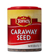 Tone's Caraway Seed, Whole (Pack of 6)