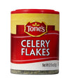 Tone's  Celery Flakes (Pack of 6)