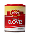 Tone's  Cloves, Whole (Pack of 6)