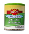 Tone's Garden Seasoning (Pack of 6)