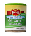 Tone's All Purpose, Orginal Salt-Free (Pack of 6)