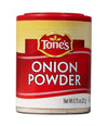 Tone's  Onion Powder (Pack of 6)