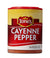 Tone's  Pepper, Cayenne (Pack of 6)