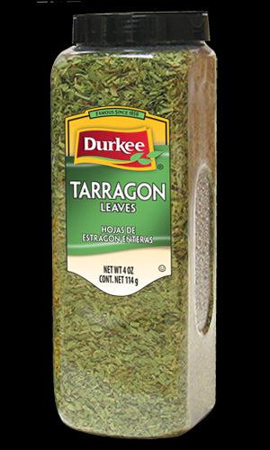 Durkee Tarragon Leaves, Whole 4 oz